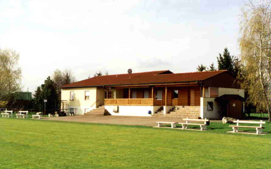 Sportheim des SVB