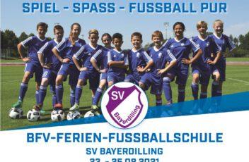 BFV-Ferien-Fussballschule